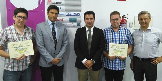 FERMAX nos acompa�a en las oficinas de IKNX Ingenier�a