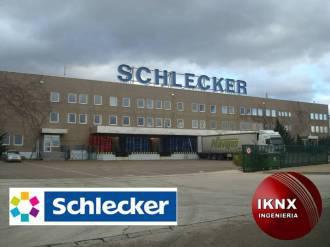 Schlecker incorpora un sistema inmotico KNX desarrollado por IKNX Ingenieria