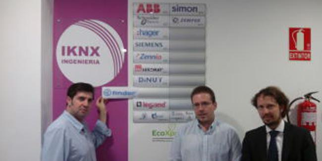 Finder se une a IKNX Ingenieria