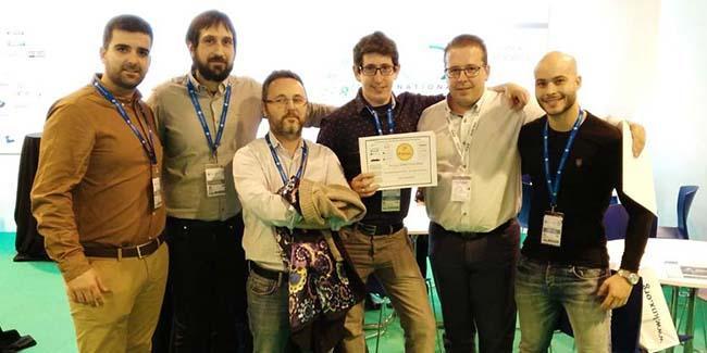2� premio en Matelec 2018