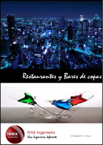 Catálogo de soluciones de control y eficiencia en Restaurantes y Bares de copas