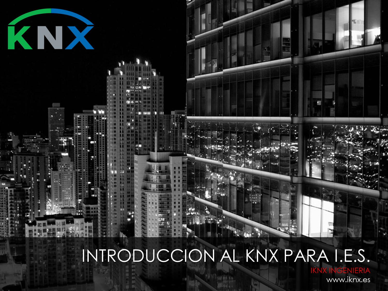 Introducción al KNX para I.E.S.