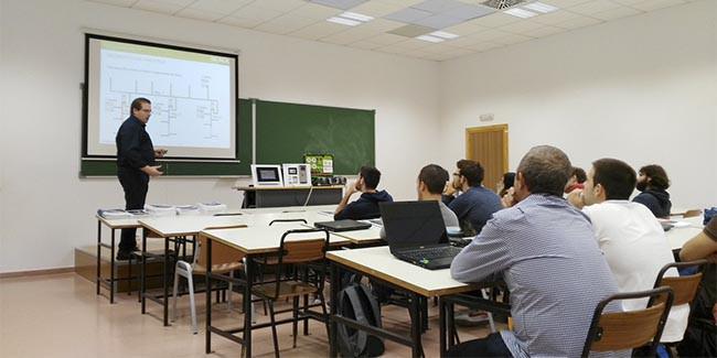 Jornadas KNX en la Universidad de Córdoba