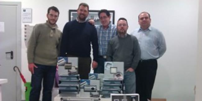 Acuerdo colaboración ABB - IKNX Ingeniería