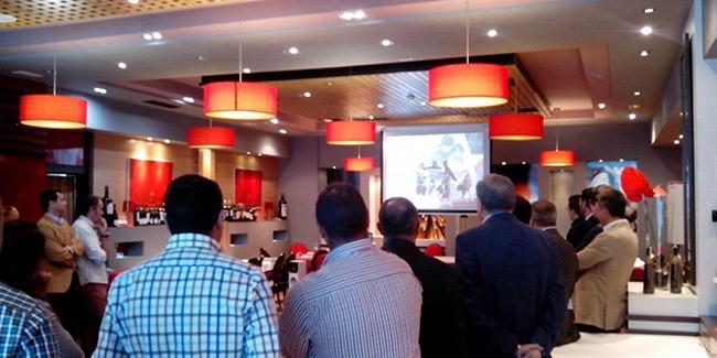 Inauguración Delegación Málaga