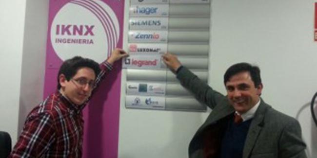 Legrand se une a IKNX Ingeniería